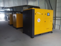 SCREW COMPRESSOR50HP풀셋트