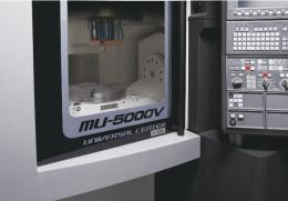 오쿠마 5축제어 수직형 머시닝센터 MU-5000V
