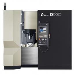 D300 5축 수직머시닝센터 전시장비 프로모션 진행중