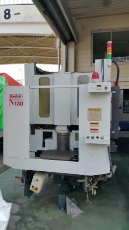 CNC탭핑기(N130-2PC) 탭핑기, 탭핑센터, 탭핑머신