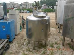 주사약 저장탱크