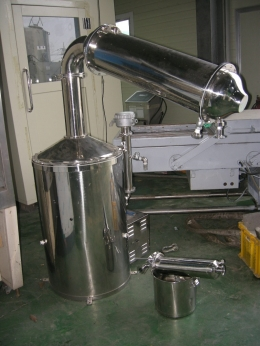 증류수 제조장치