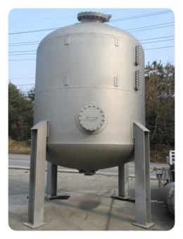 이온교환수지탱크