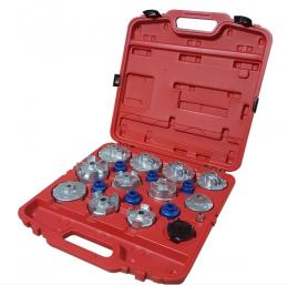 오일휠터 캡 렌치세트 (수입차 전용 18pcs)