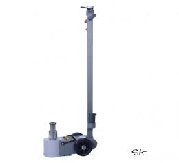 에어작기/통통이작기 (40톤/20톤-2단)-저상형 최저높이150mm, 핸들길이1600mm (S40-2EL-1600)/특가!!