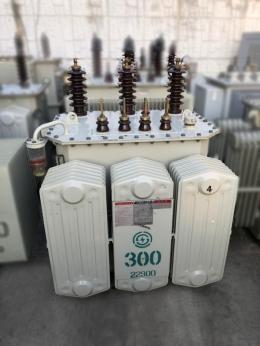 변압기 300KVA