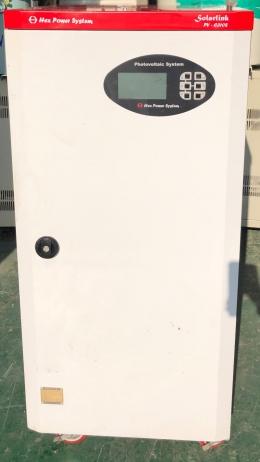 태양광 연계형인버터, 태양광전력제어장치