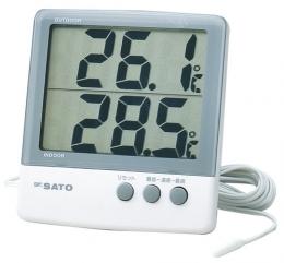 디지털최고최저온도계 PC-6800