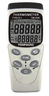 디지털 온도계 TM-80N/82N