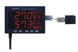 대형 LED온습도계 TM-185/TM-185D