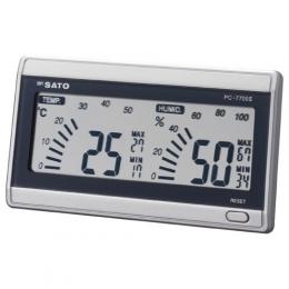디지털 온습도계 PC-7700