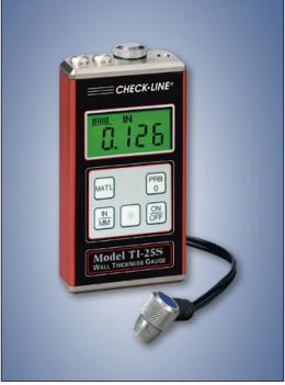 초음파두께측정기 TI-25S
