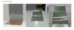 에어맥스 설치사례 Access floor용
