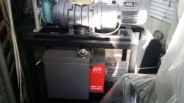 에드워드 로터리 부스터펌프 콤비,중고로터리펌프,중고부스터펌프