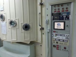 유니벡 이빔 증착기 2050,이빔증착기,진공증착기,중고증착기,중고이빔증착기,중고진공증착기