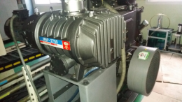코디박 진공 부스타펌프/로타리펌프, 중고펌프, 중고부스타펌프, 중고로터리펌프