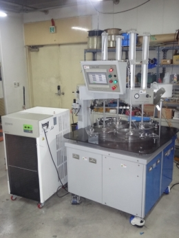 랩핑기, 32 Pnumatic Lift Single side Lapping M/C, 폴리싱, 폴리싱기, 폴리싱기계