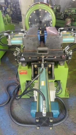 15마력 스웨이징 머신 & CLAMP