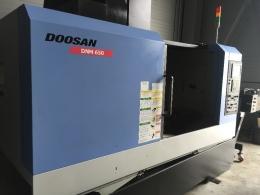 두산공작기계,머시닝센터 DNM650
