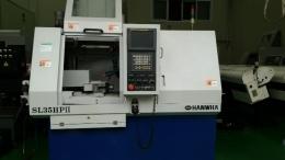 중고 CNC복합자동선반,한화기계 SL35HHP II