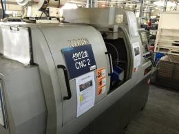 한화 중고 CNC복합자동선반 XD38N (판매완료)
