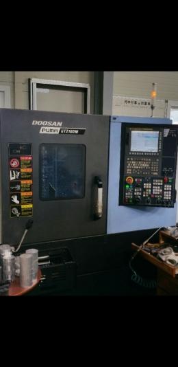 CNC선반 터닝센터 PUMA GT2100M