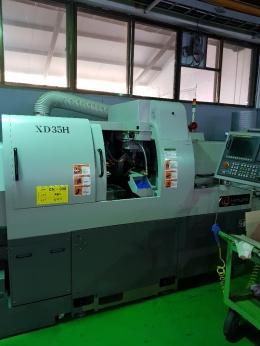CNC자동복합선반 XD35H