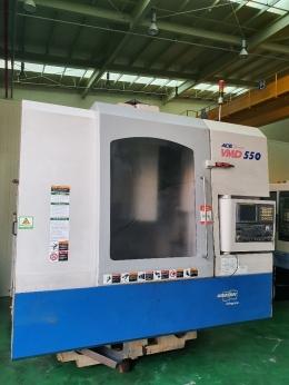 두산머시닝센터 ACE-VMD550