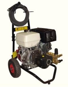 엔진식고압세척기, FDX 250, 고압세척기