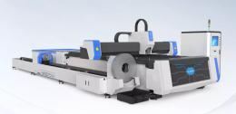 두 테이불 판금 및 파이프 레이저 커팅기,레이저컷팅기,튜브 및 플레이트 커터 1kw ~ 12kw