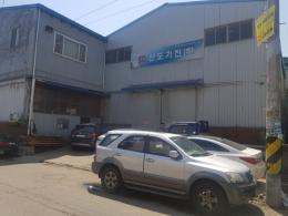 인천 산도기전, 파이버 레이저 SF3015H, 1.5kw 납품 완료.