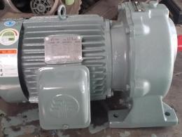 감속기/기어드모터/기어드모타/효성감속기/효성기어드모터/3HP 1/20