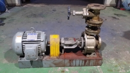 열매체 펌프/동해펌프/5HP