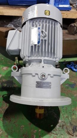 감속기/기어드모터/삼양기어드모터/삼양감속기/ V.T 10HP 1/10