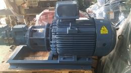 효성 유압펌프모터 60HP 6P 220/380V