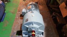 감속기/기어드모터/효성감속기 10HP 1/20