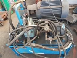 유압펌프 20HP 6P 1HP 4P 고압펌프