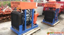 6인치 엔진 양수기