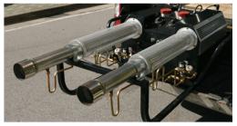 SS-500AFU 차량 장착용 연무연막 겸용소독기