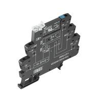 솔리드 스테이트 릴레이 - 너비 6mm (3 ~ 48 V DC 0.1 A )