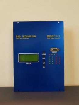 공압서보밸브 8축 디지털 컨트롤러