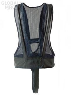에어쿨자켓 산업용에어조끼 냉각기 세트 전신형 KD-A700B (콤프레샤 접속사용) [여름계절상품]147817001