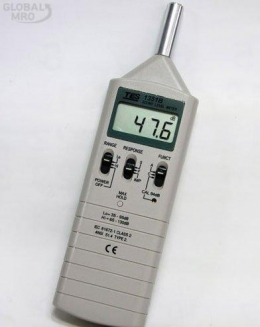 TES-1351B 디지털 소음계 (35~130dB)126785001
