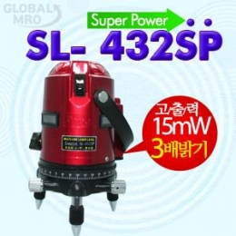 SL-432SP 라인레이저(4V3H1D.15MW.수평360˚)126683001