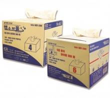가드맨 국산 핸디와이프 종이 와이퍼 (4겹,6겹) 300매