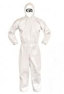 무료배송) 가드맨 난연 흰색 원피스 보호복 FR 원피스 보호복(XL,2XL) (24EA)