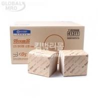 유한킴벌리 와이프올 L25 와이퍼 소형 50매 [24밴드/박스] (41311)
