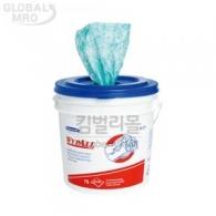 무료배송) 유한킴벌리 와이프올 크리닝 타올즈 75매 (42702)