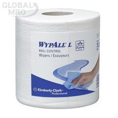 유한킴벌리 와이프올 L20 롤 컨트롤 와이퍼 (41401)