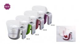 계량컵(가정용) 전자저울
